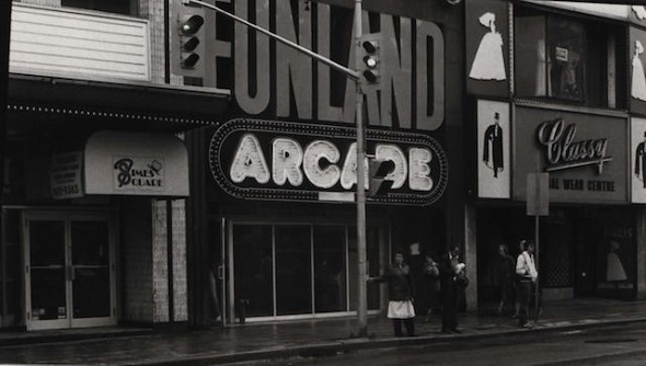 funland arcade toronto
