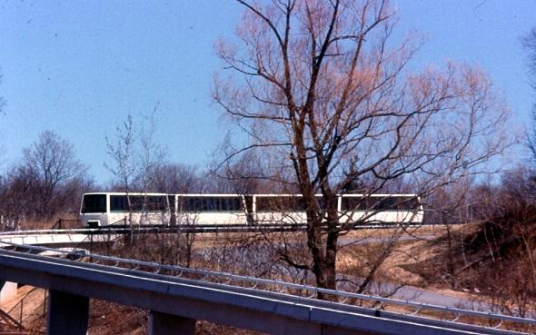 monorail toronto