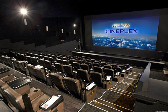 Toronto getting 4d cinemas with snow moving chairs for 8 cuisine london ontario