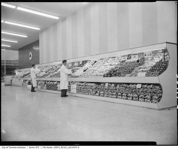 toronto dominion supermarket