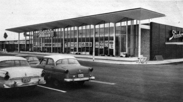 toronto steinbergs supermarket