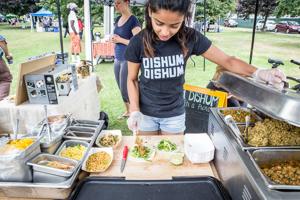Vegan Food Fest Toronto