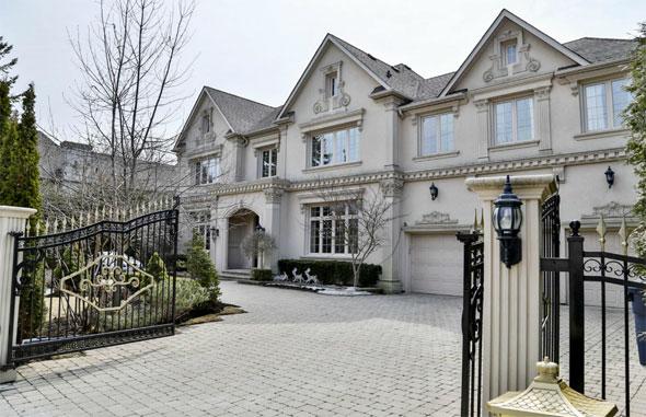 toronto 5 million house