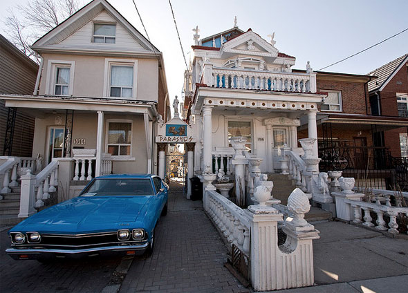toronto greek house