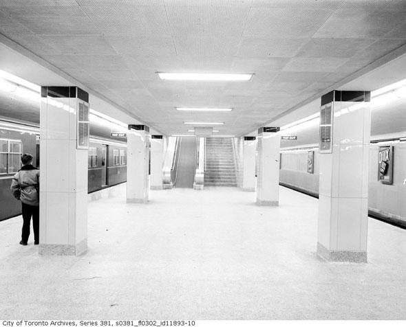 toronto eglinton subway