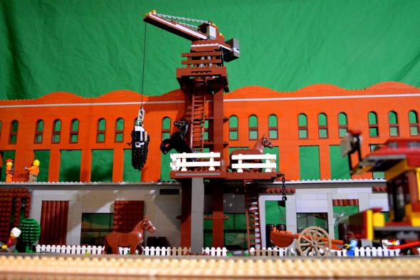 junction lego building