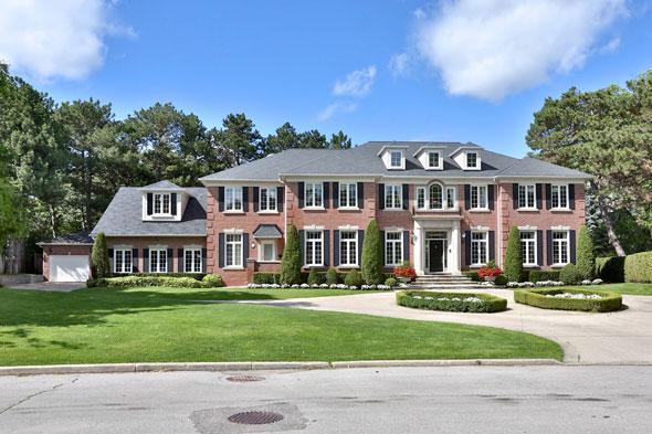 toronto 10 million house