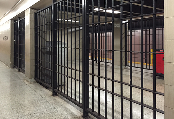 museum station jail