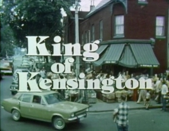 King of kensington