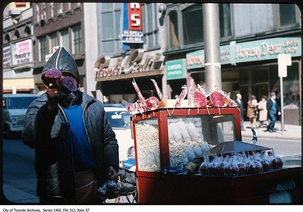 toronto street food
