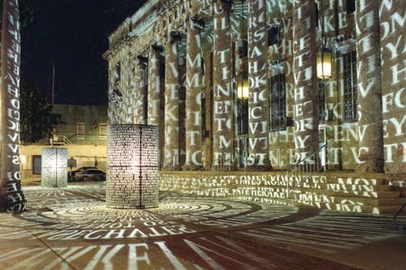 Artist says pan am legacy sculpture plagiarizes work for Terraplan landscape architects
