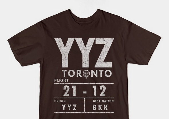 86159bd6 10 great Toronto themed t-shirts you can buy right now