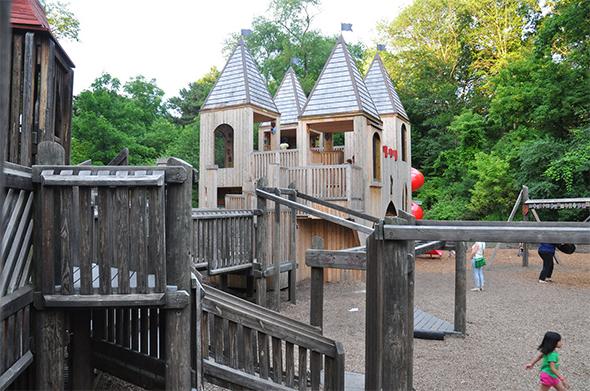 Jamie Bell Playground