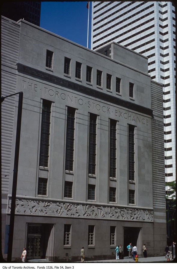 toronto stock exchange building