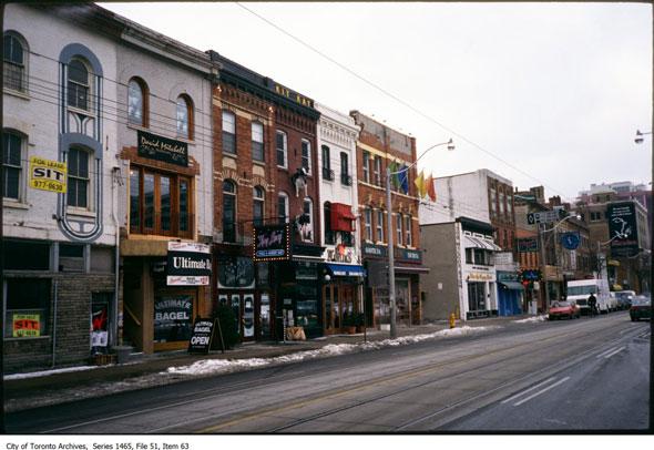 toronto king street