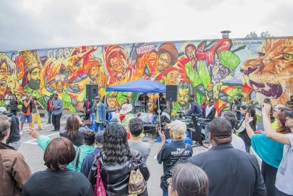 Reggae Lane Toronto