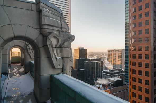 toronto rooftopping