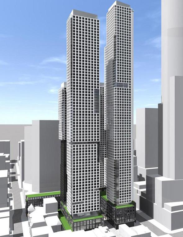 Eaton Chelsea development