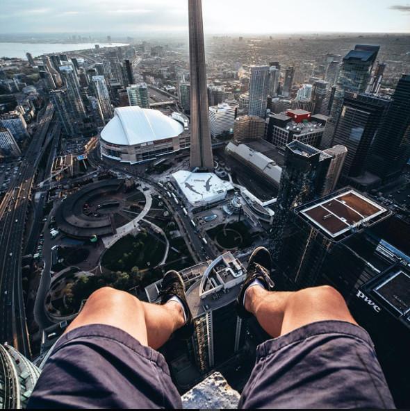 Toronto Instagram stars