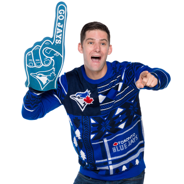Toronto Blue Jays Sweater