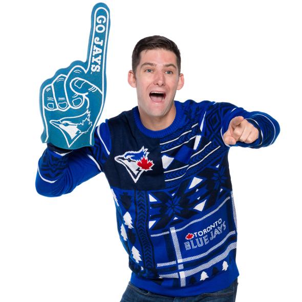 Toronto Blue Jays Sweater