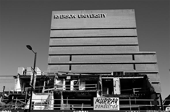 university buildings toronto