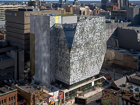 new buildings toronto