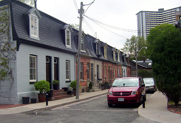 toronto cottage architecture