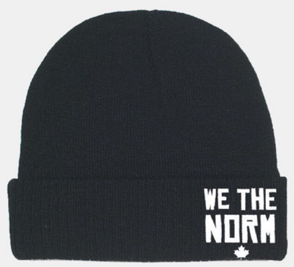 WeTheNorm Toque (We The Norm) Pay homage to Toronto s most Twitter-savvy  city councillor f5057b267ad