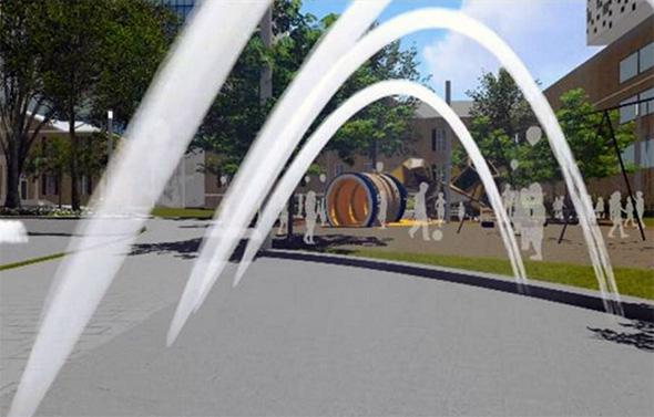 Grange Park revitalization
