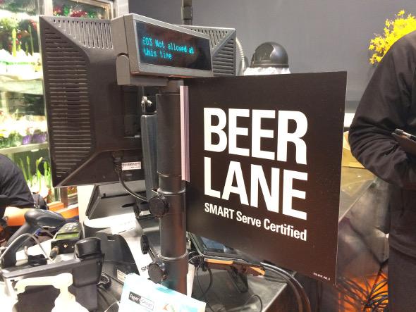 Toronto beer grocery store
