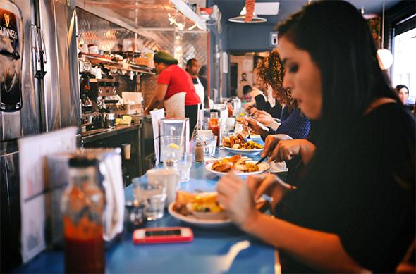 Diner Toronto