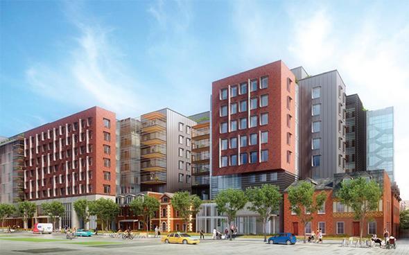 george street revitalization toronto