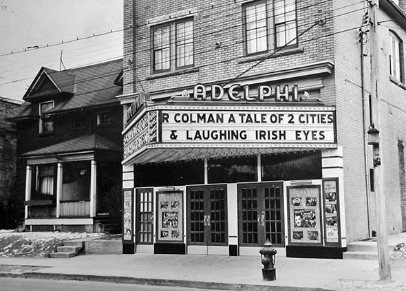 adelphi movie theatre toronto