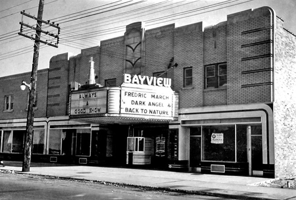 bayview movie theatre toronto