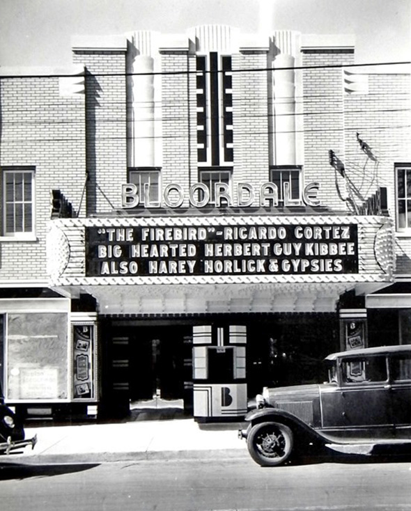 bloordale movie theatre toronto