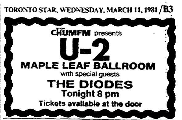 Maple Leaf Ballroom Toronto