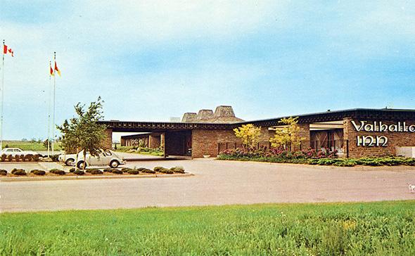 toronto airport hotel history