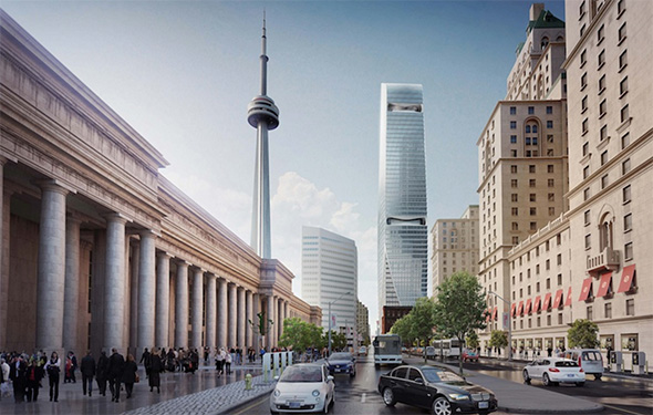 The 10 Tallest Buildings Coming To Toronto