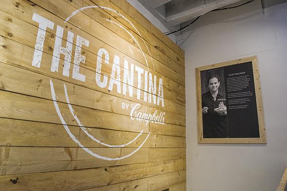 Campbell Cantina Toronto