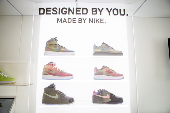 Nike ID loft Toronto