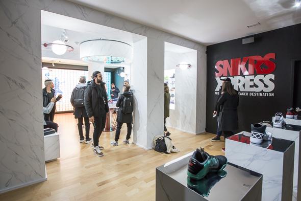 Nike SNKRS XPRESS