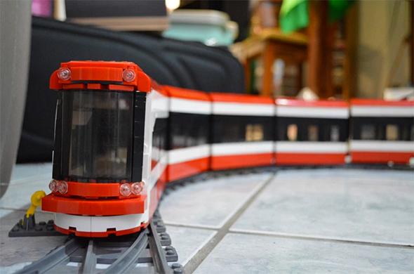 toronto streetcars lego