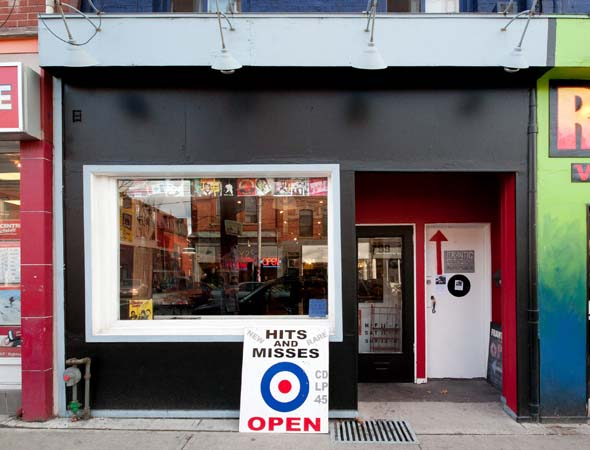 lost toronto record shops