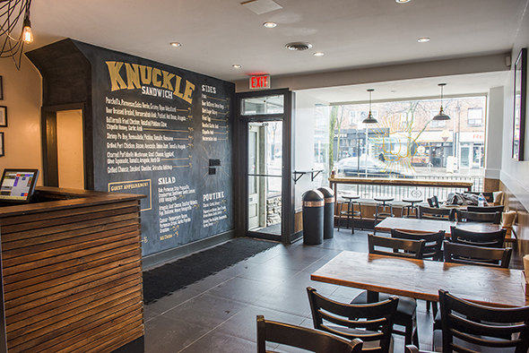 Knuckle Sandwich Toronto