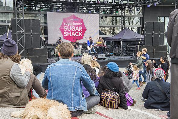 Sugar Shack Toronto