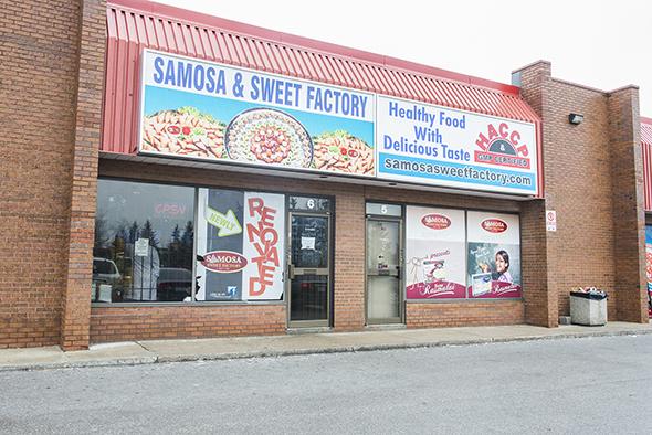 Samosa Sweet Factory Toronto