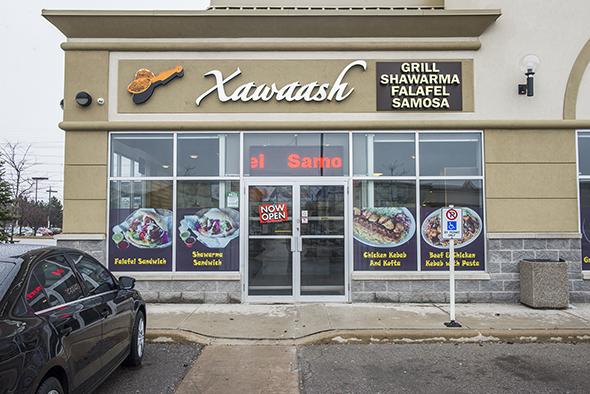 Xawaash Toronto