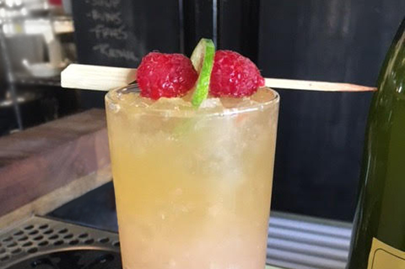 cider cocktail toronto