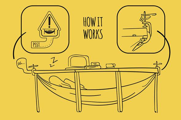 Schnap hammocks